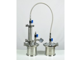Closed loop BHO extractor 45g