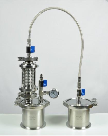 Extracteur verre a boucle fermé 45g