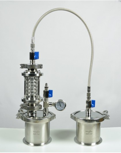 Glass closed loop extractor 45g