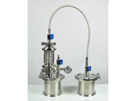 Extracteur BHO verre a circuit fermé 45g