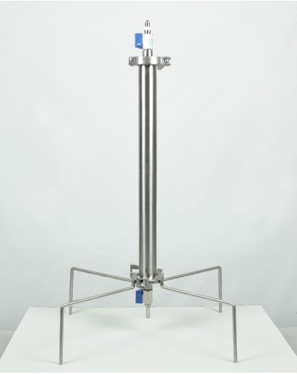 Closed extractor 135g