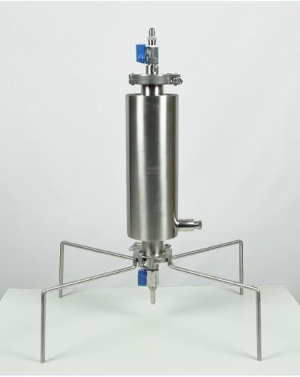 Extracteur fermé 90g double colonne
