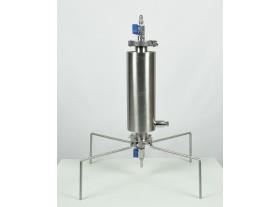 Extracteur BHO fermé 90g double colonne