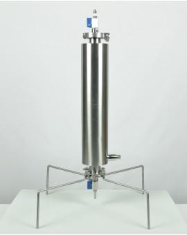 Extracteur fermé 135g double colonne