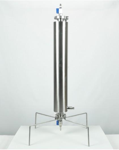 Extracteur fermé 180g double colonne
