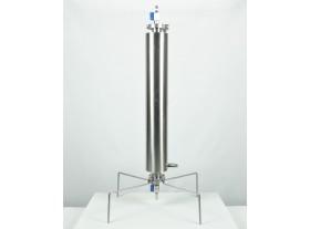 Extracteur BHO fermé 180g double colonne