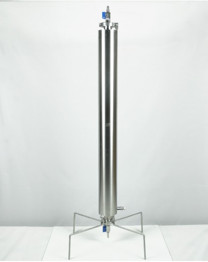 Extracteur fermé 270g double colonne