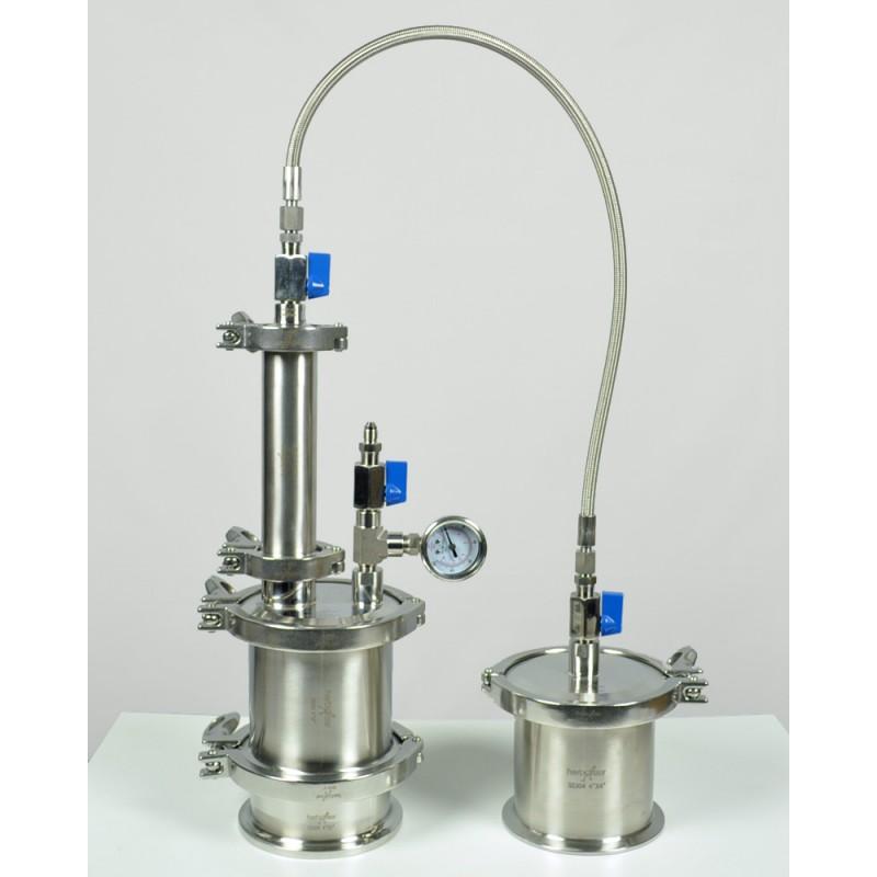 Closed loop BHO extractor 45g - herborizer