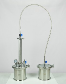 Closed loop extractor 90g
