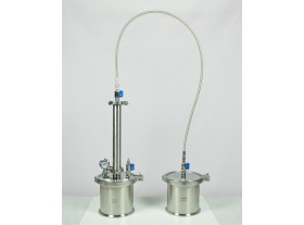 Closed loop BHO extractor 90g