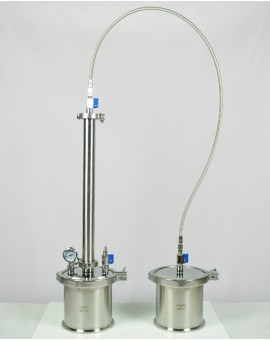 Closed loop extractor 135g