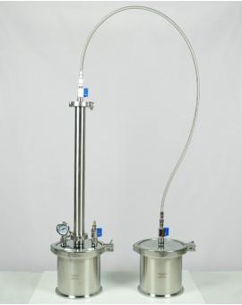 Extracteur a boucle fermé 135g