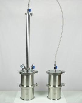 Extracteur a circuit fermé 180g
