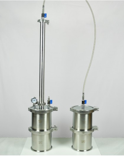 Closed loop extractor 180g